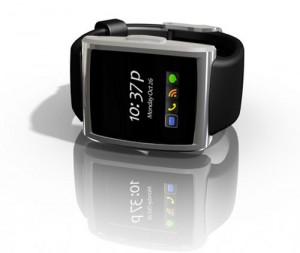 Blackberry watch
