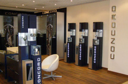 Concord showroom