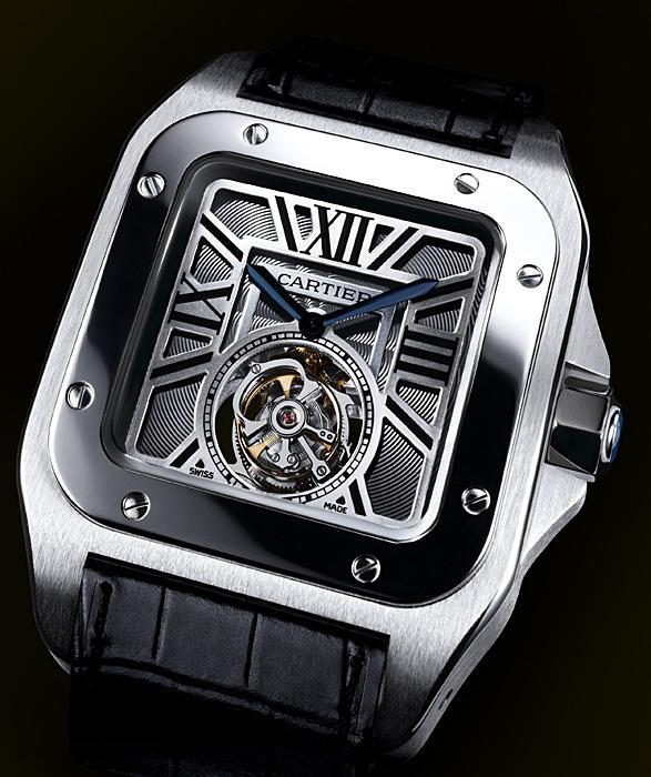 Cartier Santos 100 Unique Buzz About Watches