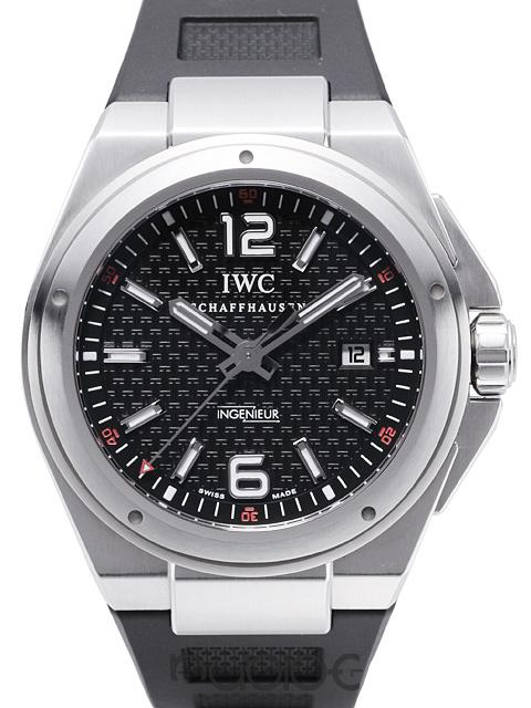 IWC Ingeniur Automatic Mission Earth