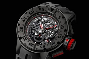 The Limited Edition RM 032 Dark Diver Chronograph
