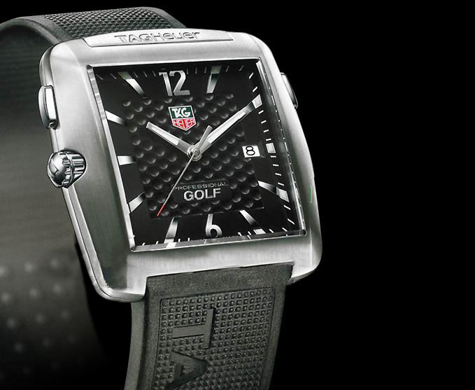 TAG-Heuer Professional Sports Watch Golf Watch